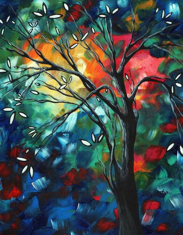 Cuadros pinturas oleos cuadros verticales de paisajes for Cuadros verticales baratos