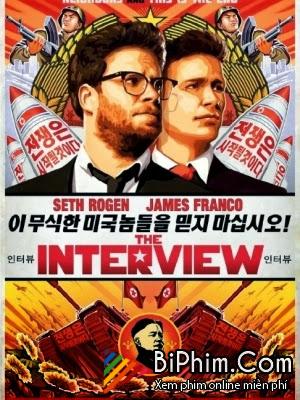 Phim Ám Sát Kim Jong Un