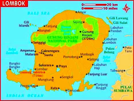 how to get to lombok from seminyak