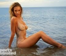 Gatas QB - Hannah Ferguson Sports Illustrated Swimsuit 2014