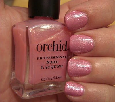 opi sparrow me the drama with orchid pretty in pink