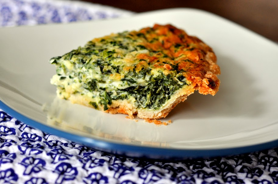 Spinach And Gruyere Quiches Recipes — Dishmaps