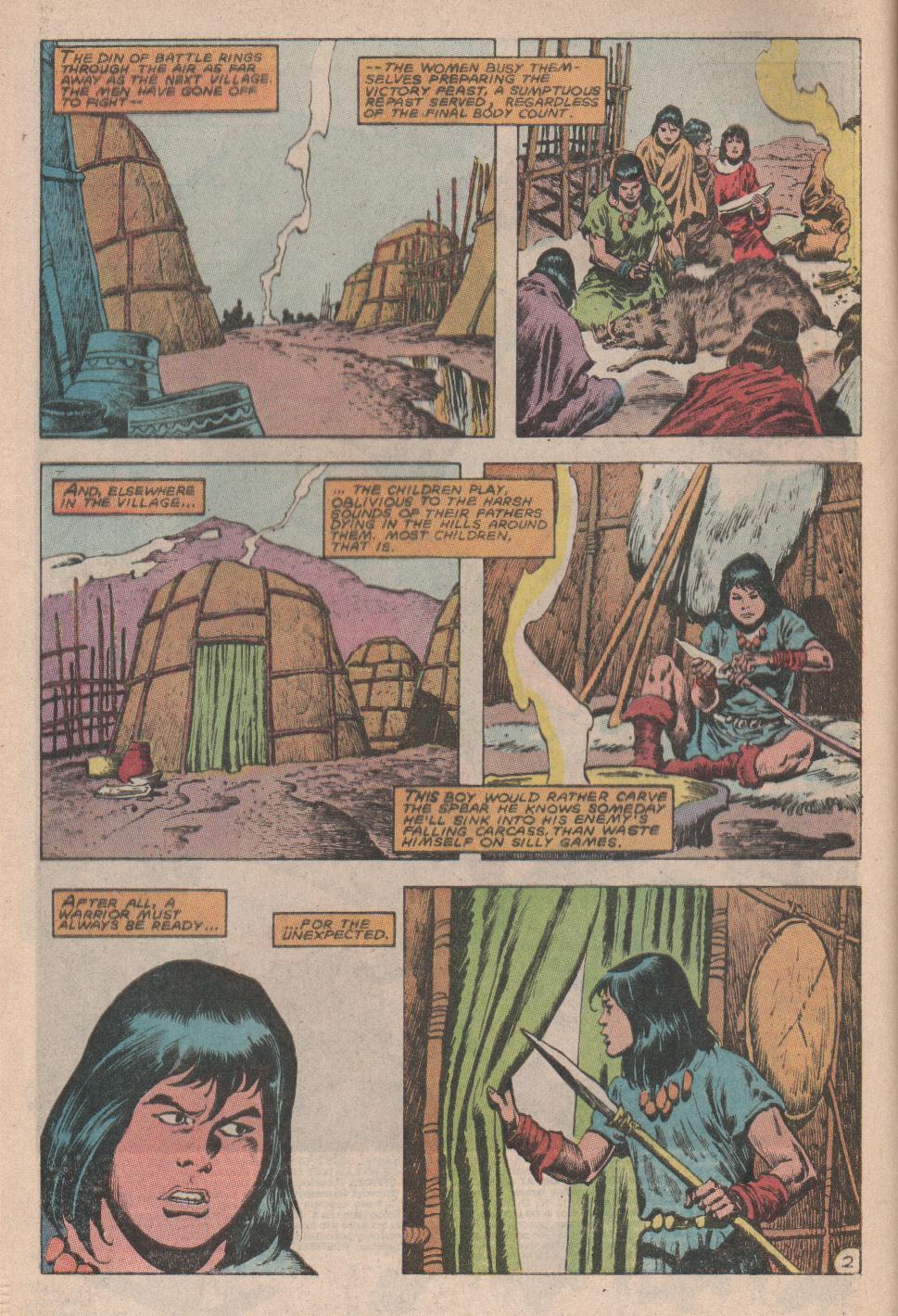 Conan the Barbarian (1970) Issue #178 #190 - English 3