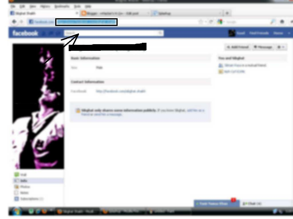 how to get into someones facebook account