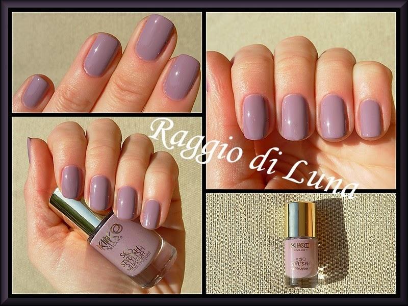 Raggio di Luna Nails: Kiko So Stylish Nail Lacquer n° 002 Mauve