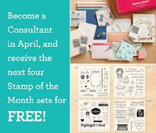 April CTMH Promotion