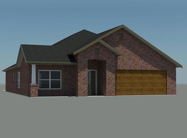 Descargar planos de casas y viviendas gratis fotos de for Casa con garage laterale