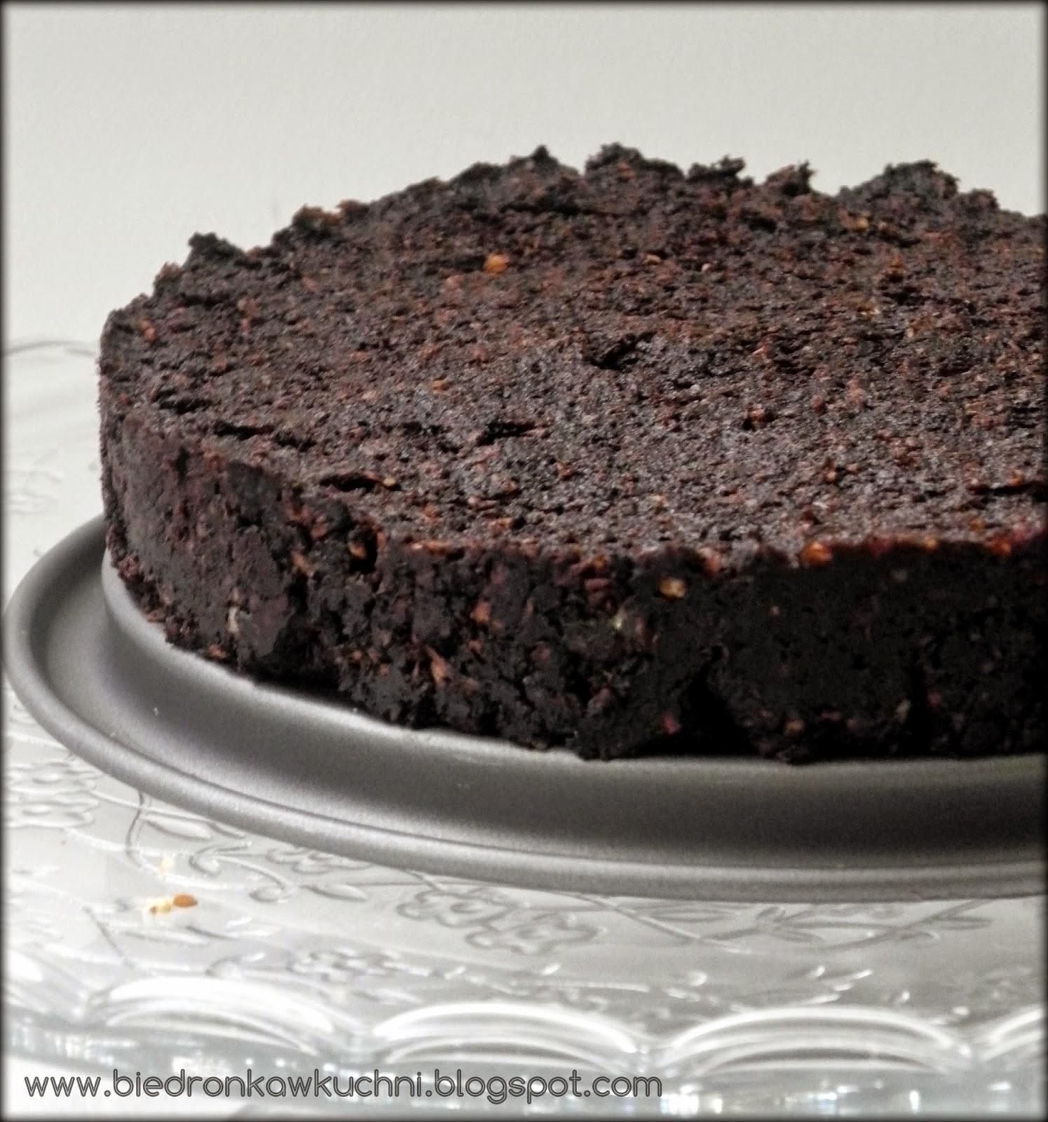 brownie, odchudzone brownie, kinga paruzel, dietetyczne ciasto, ciasto czekoladowe