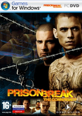 Prison Break : The Conspiracy PC Game Free Download img 1