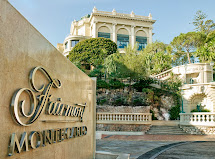 Fairmont Hotel Monte Carlo Monaco