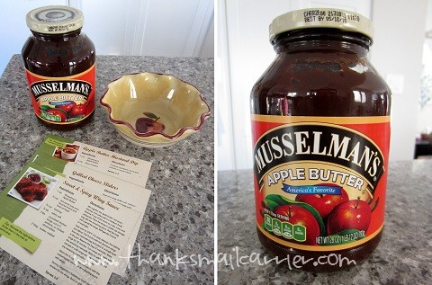 Musselmans Apple Butter review