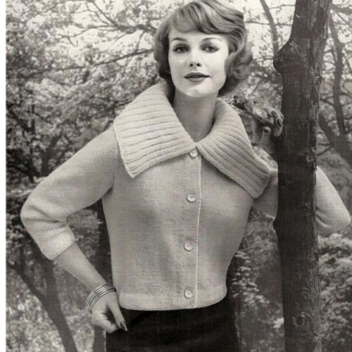 Vintage Knit Crochet Shop Talk: Quick Knit Patterns Columbia Minerva ...