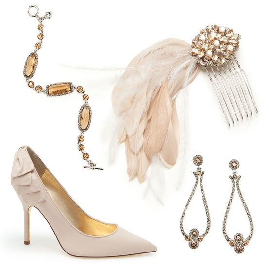 mother of the bride accessories