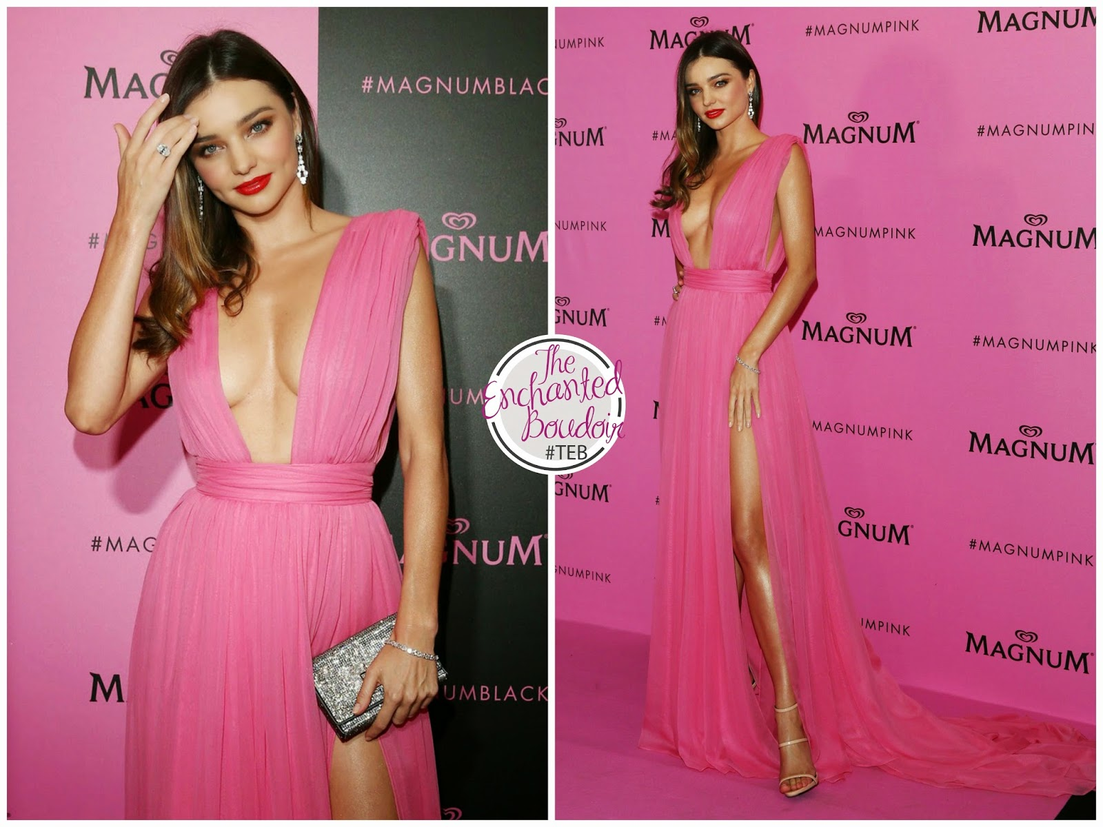 Magnum 'Pink & Black' launch party