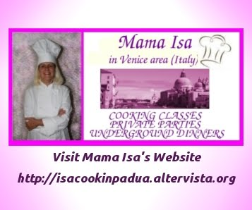 Mama Isa&#39;s Website: Mama Isa&#39;s Underground Dinners
