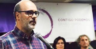 Lider podemos e Gran Canaria, Juan Manuel Brito Díaz, se declara inocente