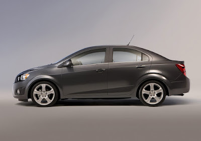 2016 Chevy Sonic SS, EV and RS Specs Price Review