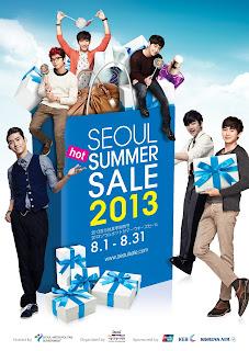 Seoul Summer Sale 2013
