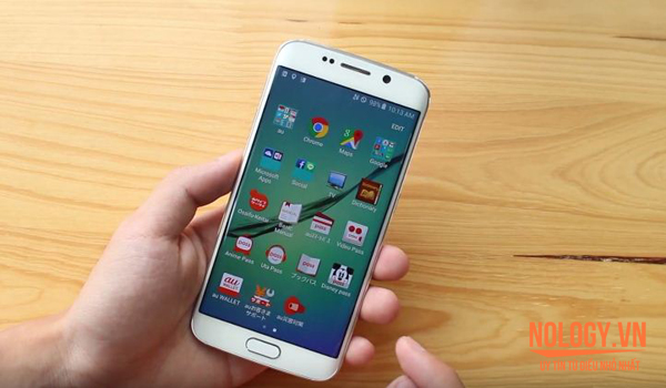 Samsung Galaxy S6 Edge Au
