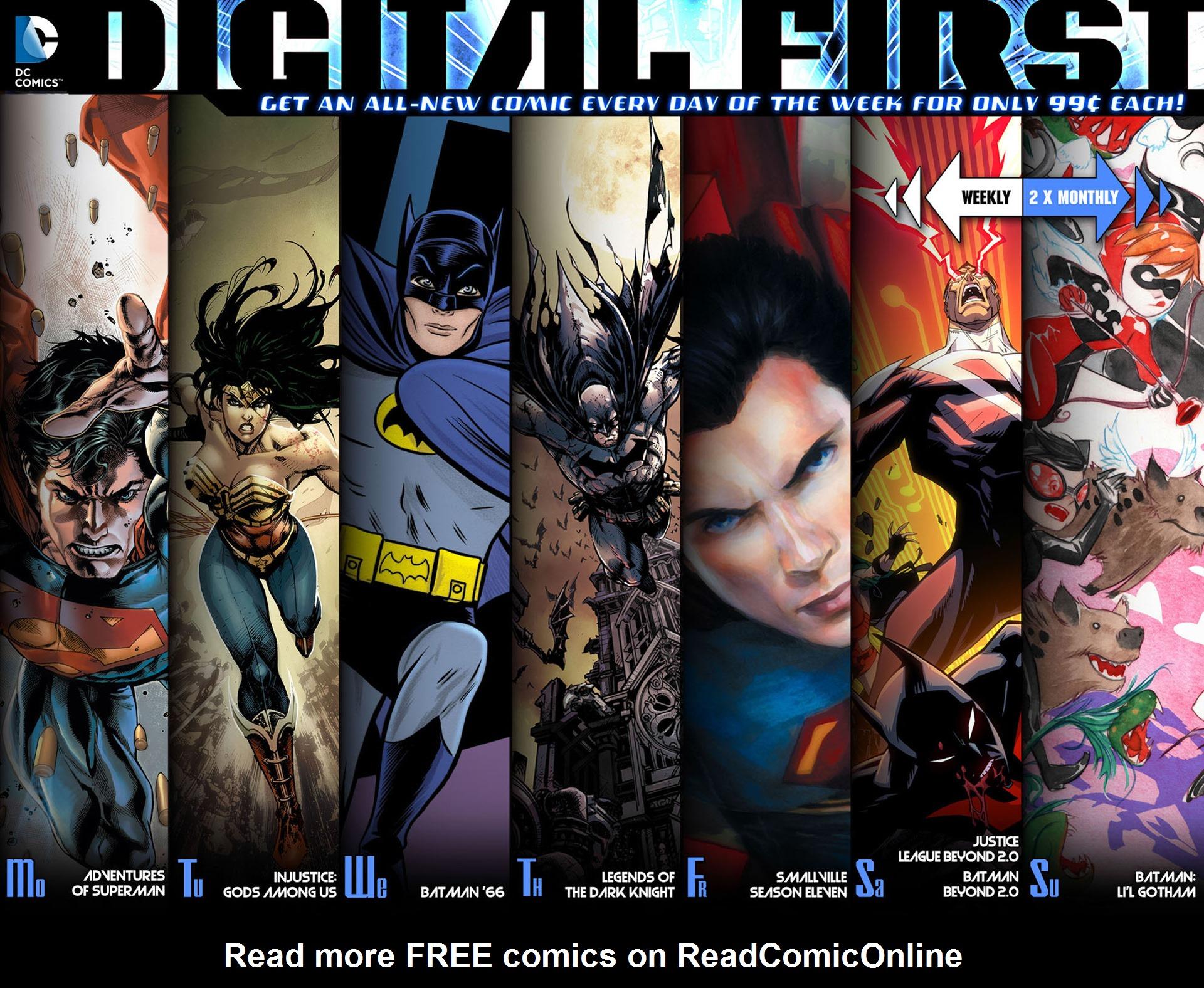 Batman Beyond 2.0 #1 #40 - English 23