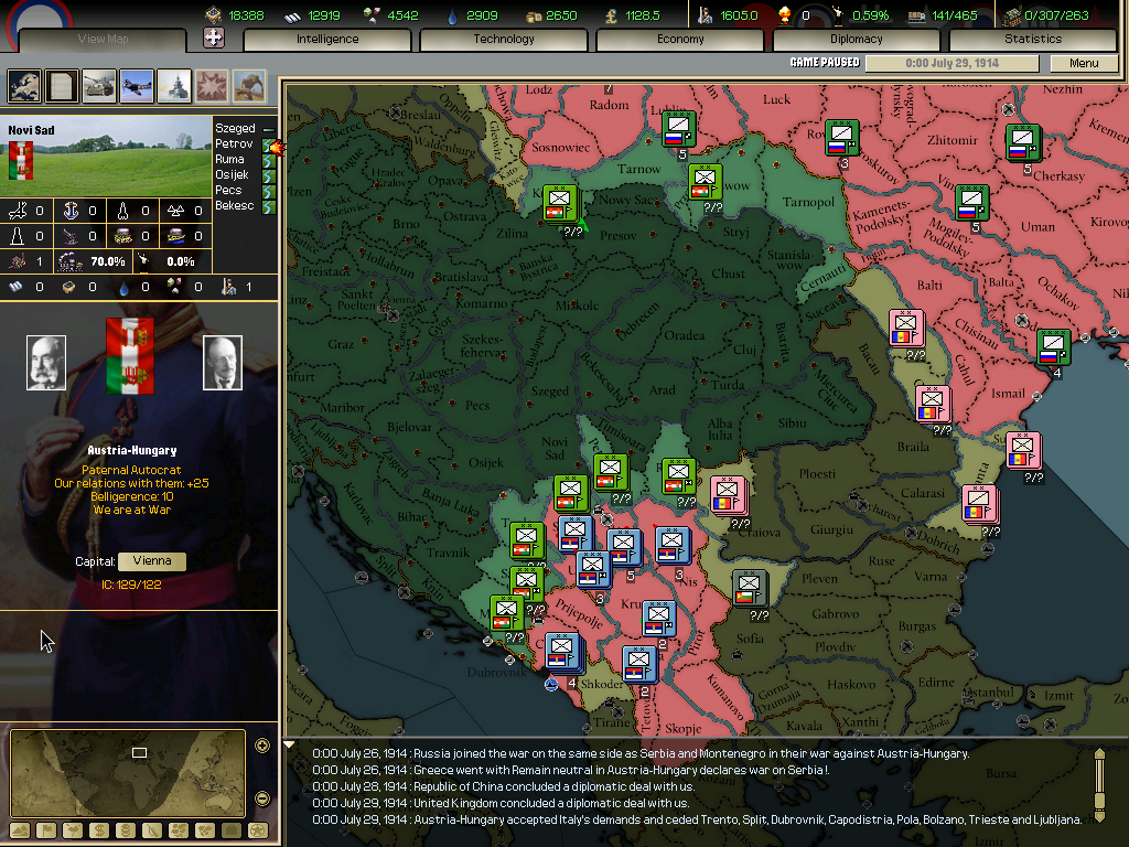 Hearts of Iron II Box Shot for PC - GameFAQs