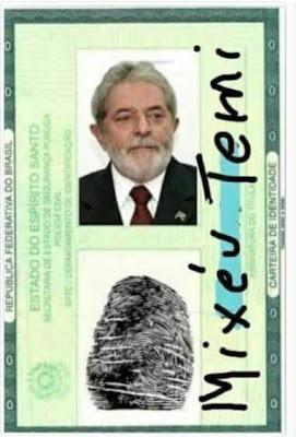 Lula alterou identidade para fugir do Brasil