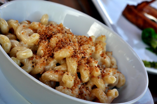 Mac + Cheese - Gertrude's - Phoenix, AZ | Taste As You Go