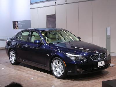 BMW 5 Series 525d Car Wallpaper