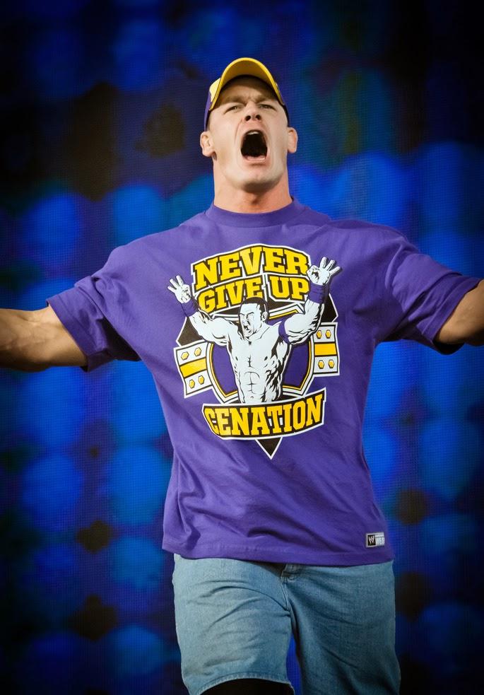 Attitude Adjustment Five Moves of Doom Super Cena