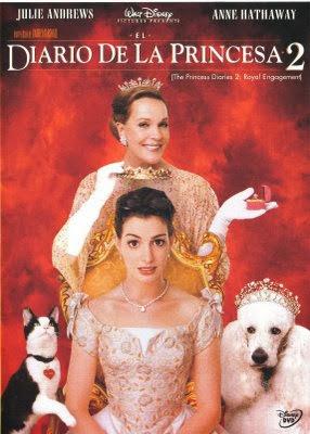El Diario de la Princesa 2 – DVDRIP LATINO