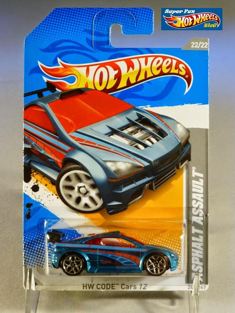 make it fast make it fun - Hot Wheels Cars 2012