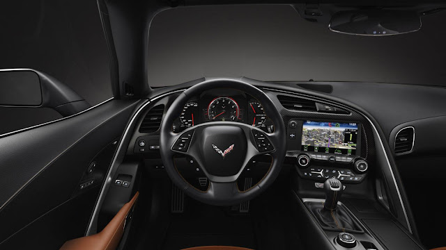 Chevrolet Corvette Stingray 2014 - painel