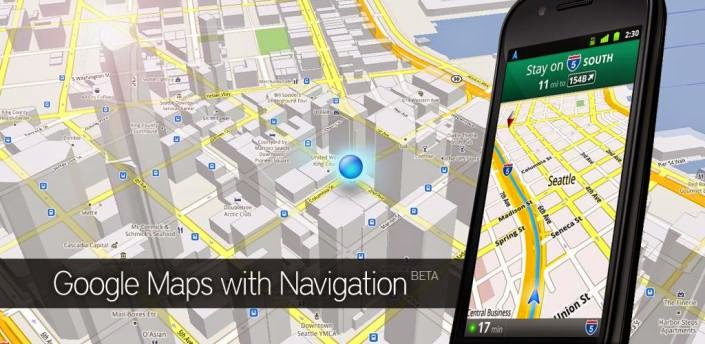 top 5 best free android gps apps. Black Bedroom Furniture Sets. Home Design Ideas