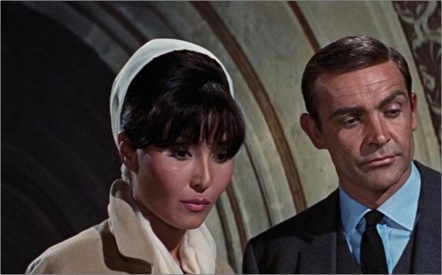 Hình ảnh phim 007: Quả Cầu Sấm Sét