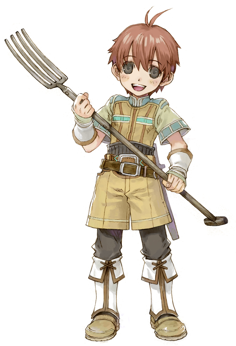 rune factory 4 how to get rid of fodder