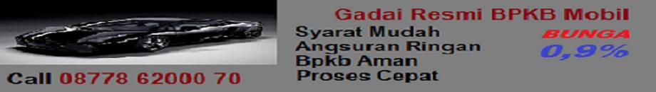 GADAI RESMI BPKB