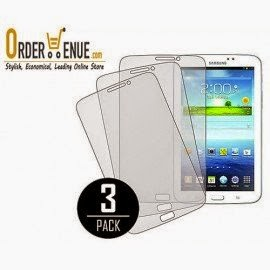 Buy Pack of 3 Screen Guards For all Smart Phones Rs. 73 only at Ordervenue .