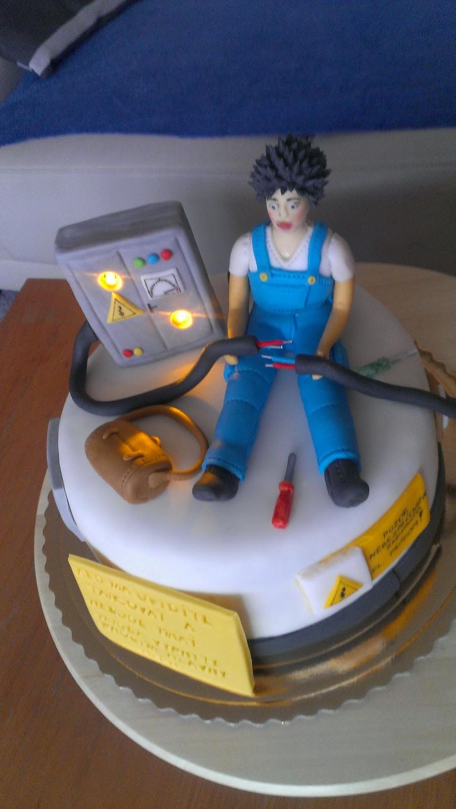Torta pre elektrikára