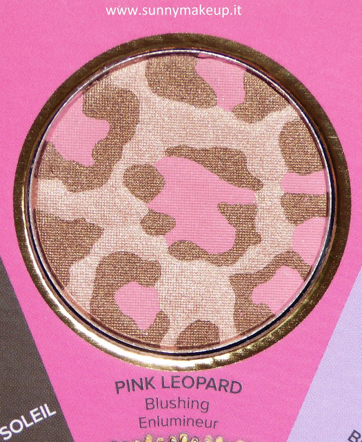 Too Faced - The Little Black Book di Bronzer. Pink Leopard.
