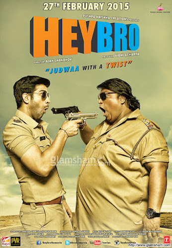 Hey Bro (2015) Movie Poster No. 2