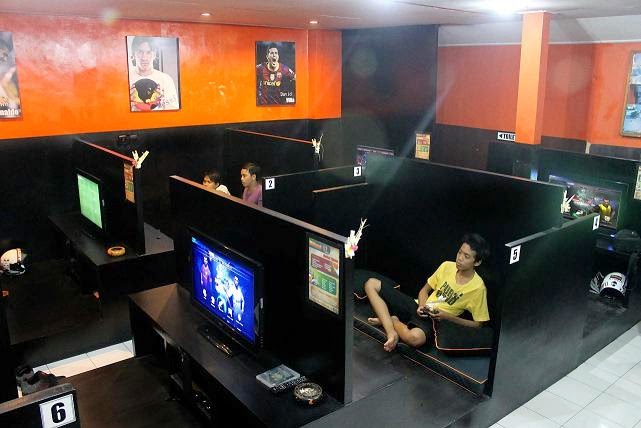 Peluang Bisnis Rental Game PS
