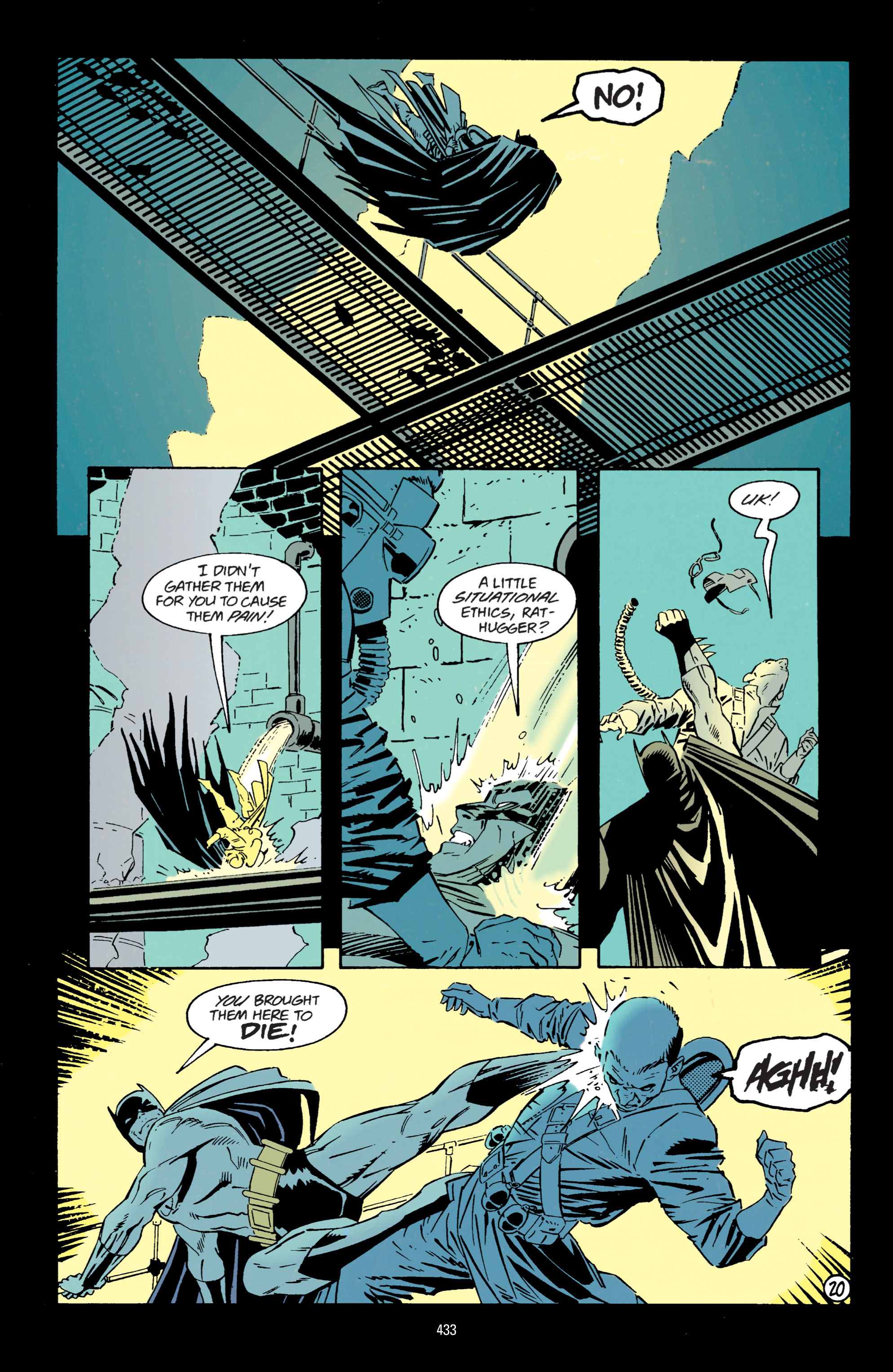 Detective Comics (1937) Issue #679 Page 21