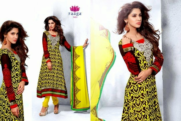 Indian Semi Casual Collection for Girls
