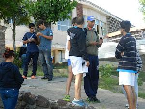 REGATA MERCEDES - ULTIMA FECHA 18 NOVIEMBRE 2012