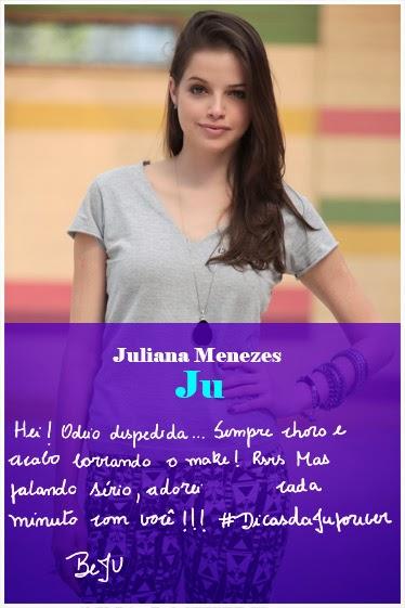 Agatha Moreira(Júliana Menezes)