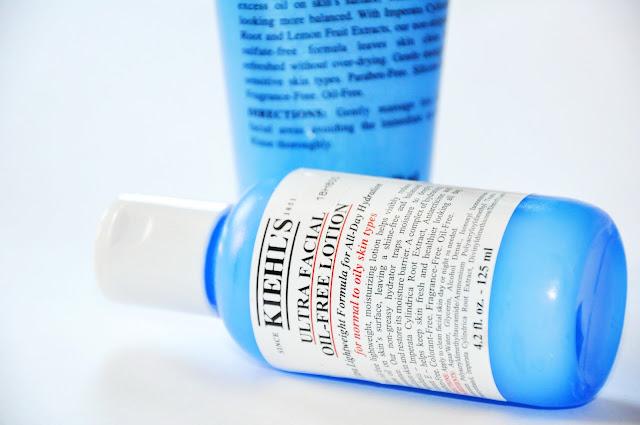 Kiehl`s Ultra Facial Oil Free