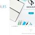 Bubbles Parallax One Page WordPress Theme