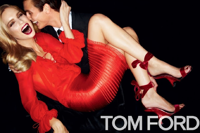 The TOM FORD SS12 Ad Campaign is HOTTT!!!!