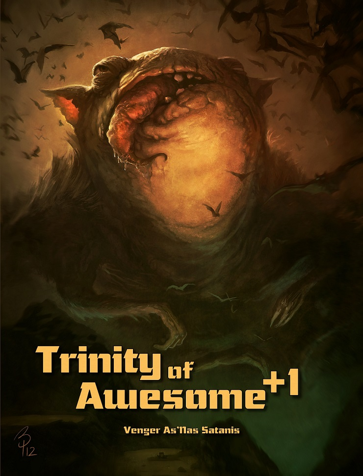 Trinity of Awesome +1