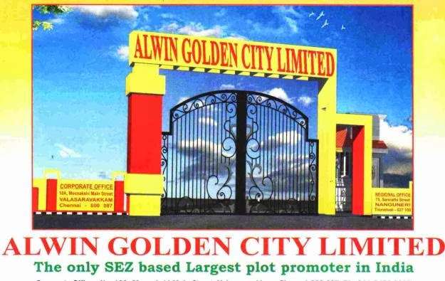 Alwin Golden City Limited Branch Office